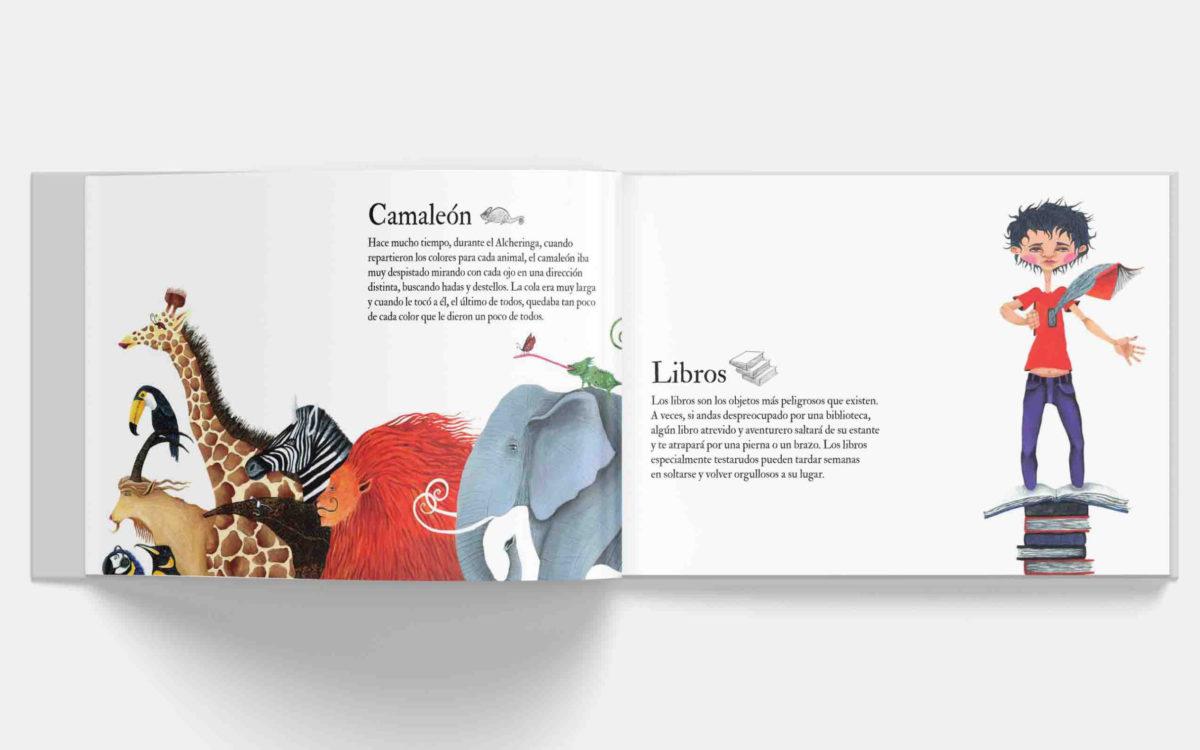 Cosas que nadie sabe. Álbum Ilustrado. Infantil. Ilustradora. Diseñadora Gráfica. Artista. Plástica. Laia Amàrita. Barcelona.