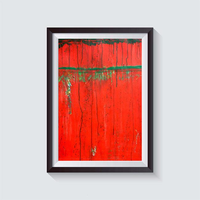 Arte. Abstracto. Pintora. Artista. Plástica. Laia Amàrita. Barcelona.